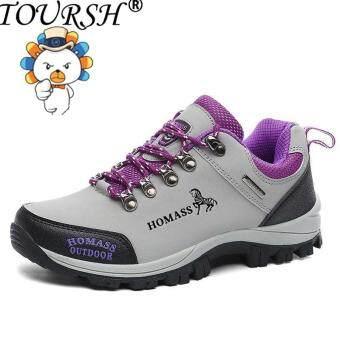 Beli sekarang Toursh Pria Moutain Sepatu Mendaki Pria Berburu Pria Sepatu  Trekking untuk Pria terbaik murah c8c844886e