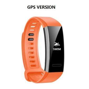 Bandingkan Toko Huawei Band 2 Pro B29 Wristband For Monitor Fitness 50m Swim Waterproof Bluetooth OLED Smartband-Orange/Blue/Red/Black sale - Hanya Rp777. ...
