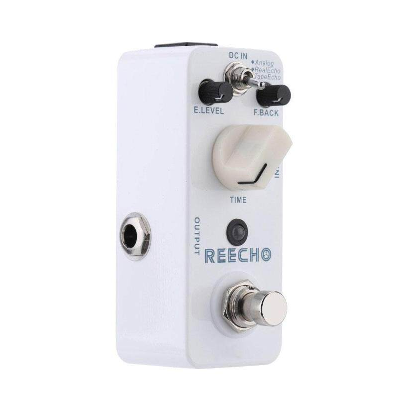 MOOER Reecho Micro Mini Kỹ Thuật Số Chậm Trễ Tác Dụng Bàn Đạp cho Đàn Guitar Điện True Bypass