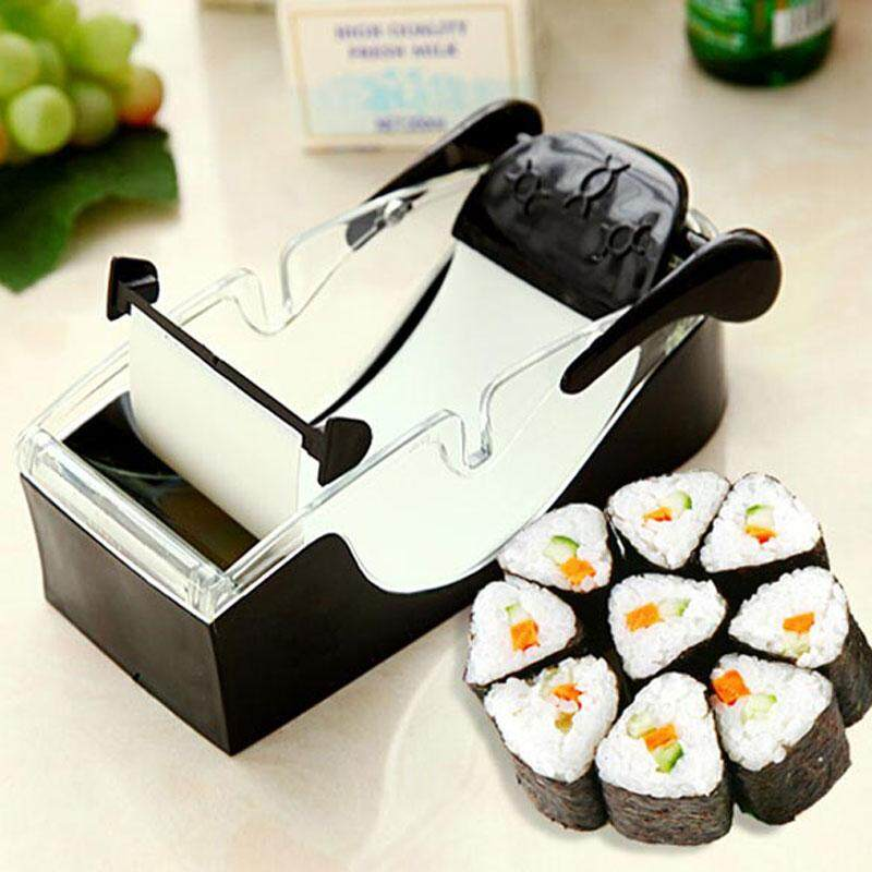 Magic Kitchen Gadgets Perfect Easy Roll Sushi Maker Machine - intl
