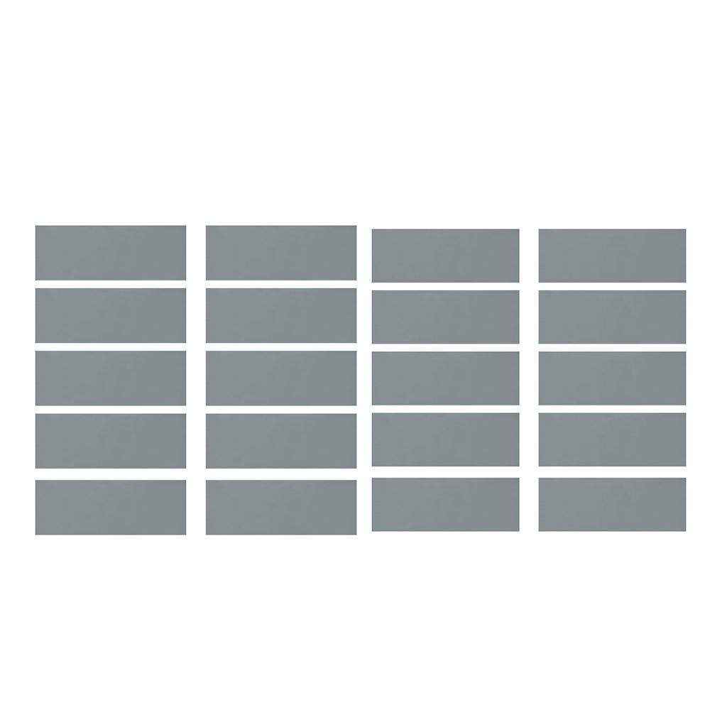 MagiDeal 20pcs 9x3.6 Sander Disc Sanding Disks Pad Polishing Pad 2000# & 1500#