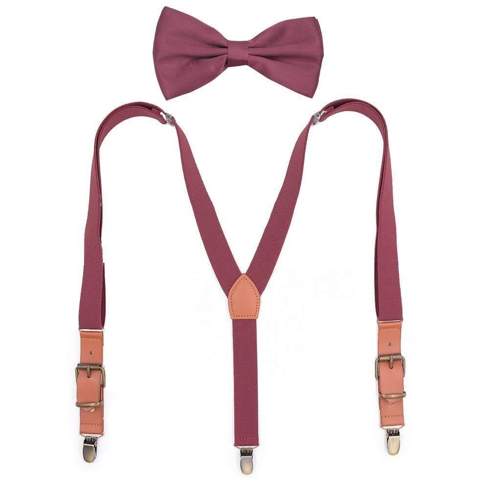 Men S Trouser Braces Shop For Men S Suspenders Braces Lazada