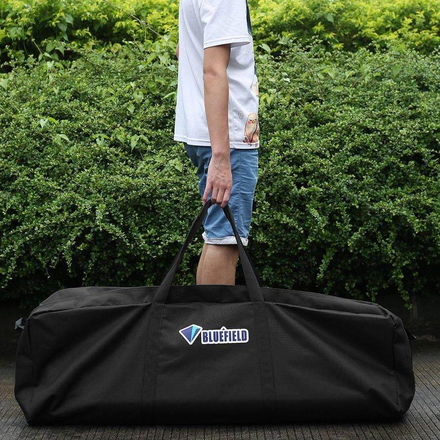 e2a06c3ba38 OSMAN Bluefield Lightweight Water Resistant Heavy Duty Duffel Gear Bags  Camping L 3Pcs Free Shipping