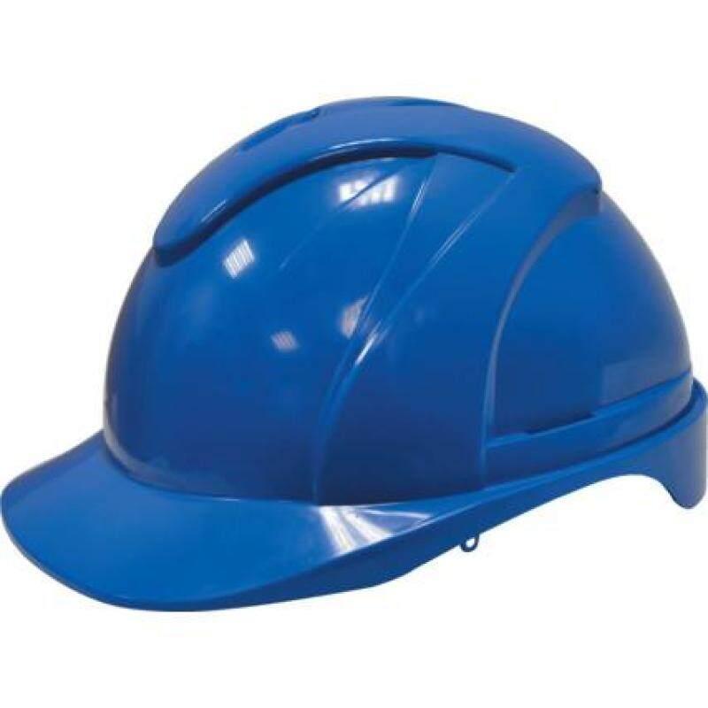 ABS VENTED COMFORT FIT SAFETY HELMET BLUE TFF9571230K