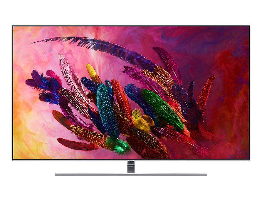 Samsung 75 Q7f 4k Smart Qled Tv Qa75q7fnakxxm By Samsung Brand Shop - (wm) - Wing Ming Electrical.