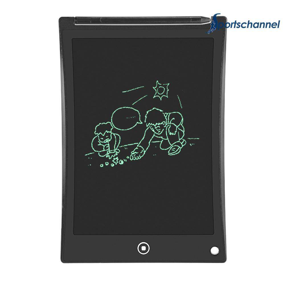 8.5 Inch Lcd Electronic Writing Tablet Digital Drawing Handwriting Pad By Sportschannel.