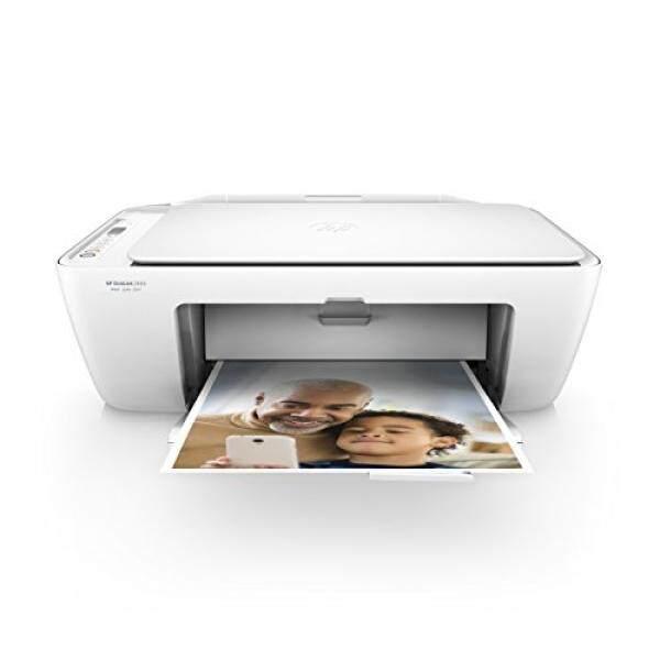 HP Deskjet 2655 All-In-One Pencetak Ringkas, HP Instan Tinta & Amazon Dash Pengisian Siap-Putih (V1N04A)