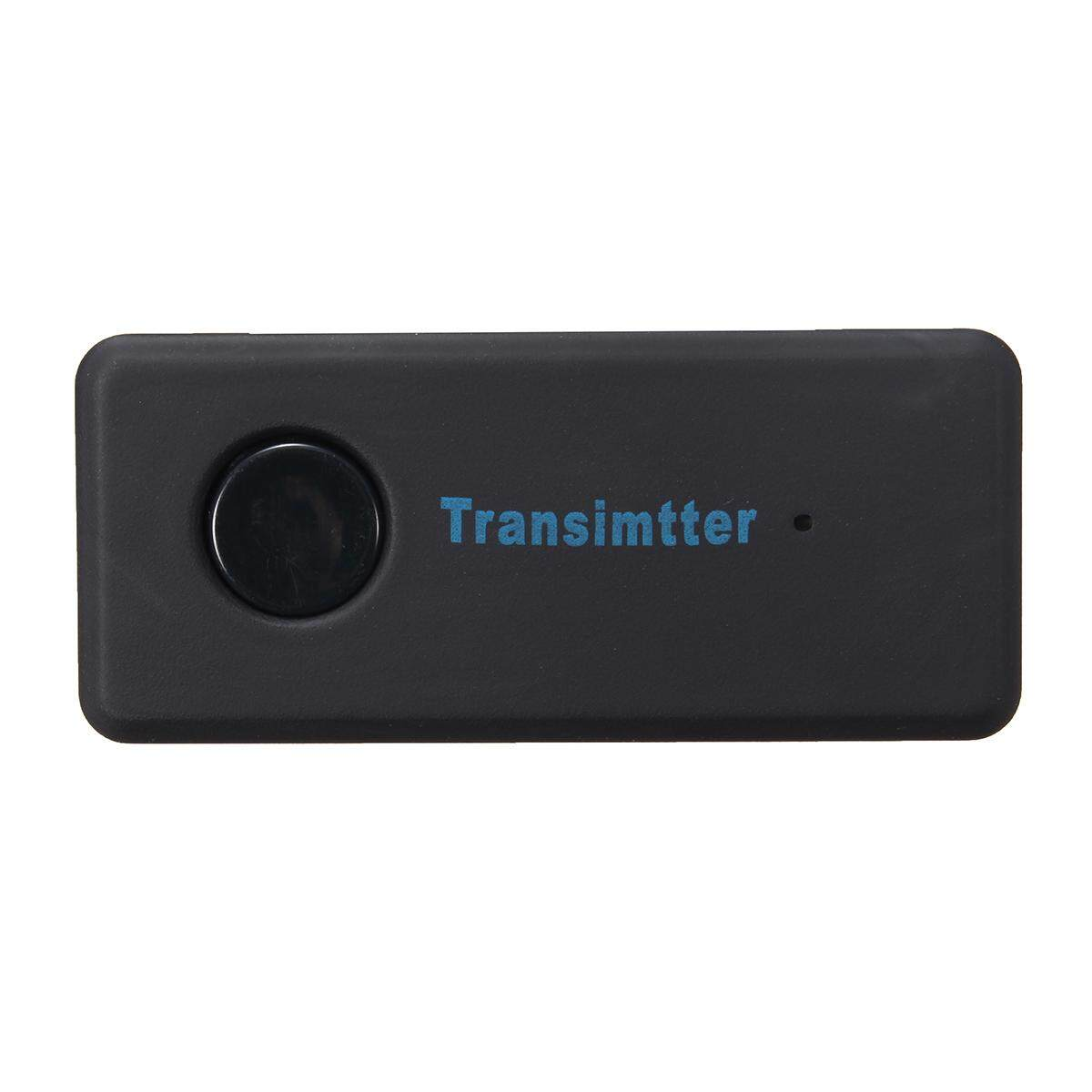 Claite Wireless Bluetooth 3.0 3.5mm Stereo Music Audio Transmitter Sender Adapter TV PC