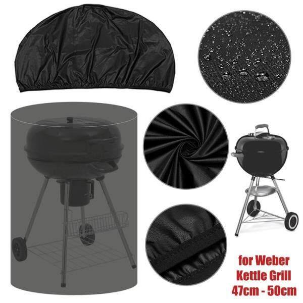 Tấm Bọc Vỉ Nướng BBQ Bóng Nướng Mũ Bảo Vệ Vỉ Nướng Cho Weber 47-50Cm Ấm Đun Nước-