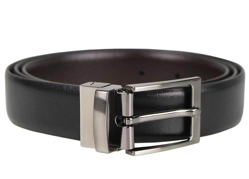 Tomaz NT35 Leather Belt (Black)