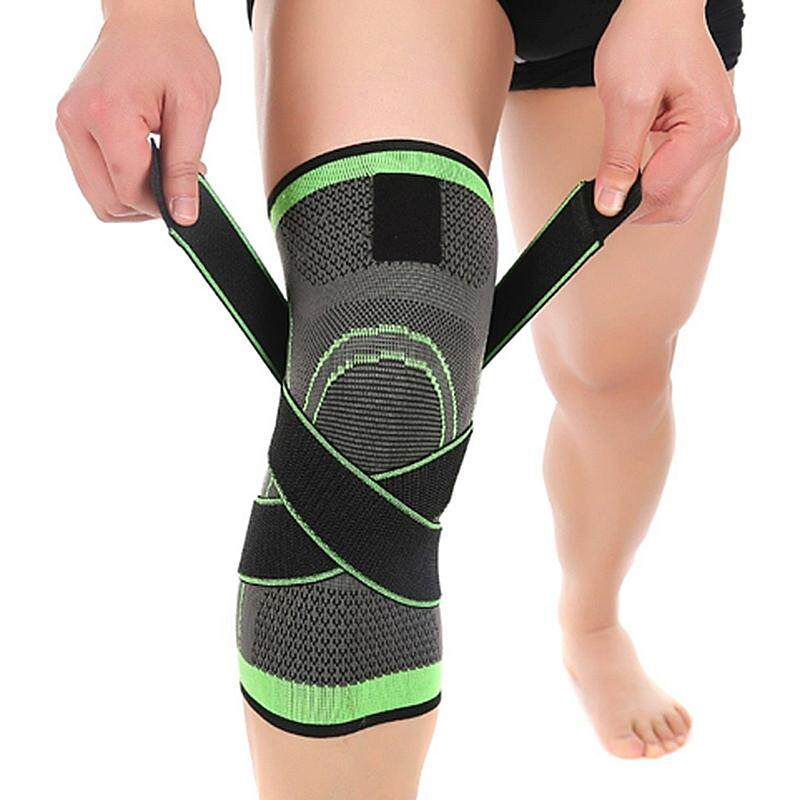 Protective Knee Pads Spring Support Hiking Knee Pads Cycling Running Outdoor Knee Protection Two Packs Sports Knee Pads