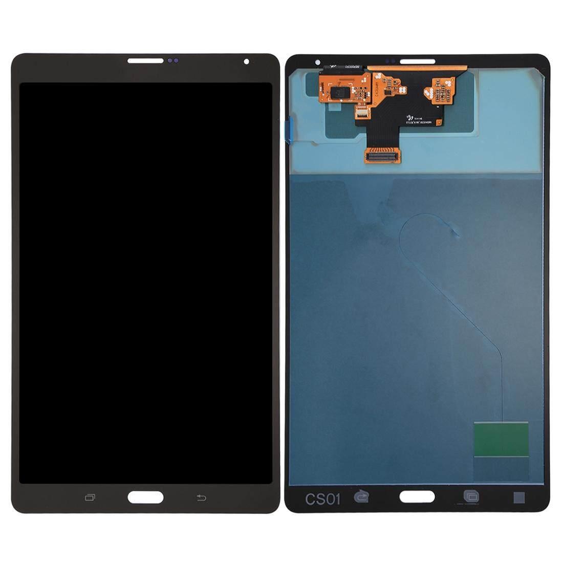 Layar LCD dan Digitizer Penuh Perakitan untuk Samsung Galaxy Tab S 8.4 LTE/T705 (Hitam)