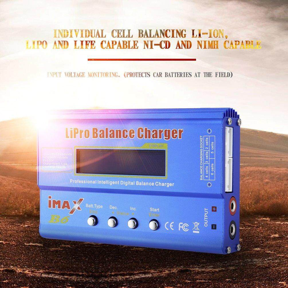 Buy Sell Cheapest Imax B6 Lipo Best Quality Product Deals 80w Digital Rc Nimh Battery Balance Charger And Elec Li Ion Ni Cd