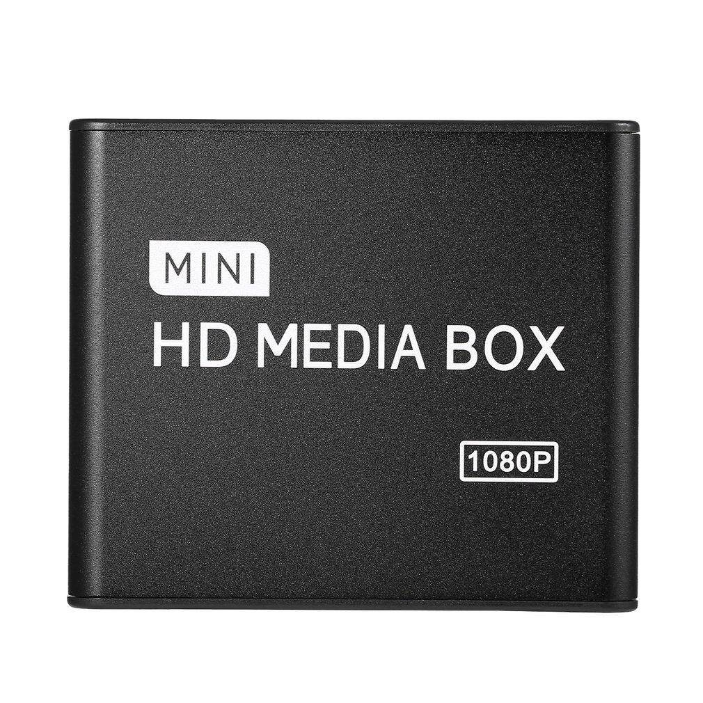 Buy Sell Cheapest Hd Mini Usb Best Quality Product Deals High Definition Usb20 Otoscope Camera Black Full 1080p Media Player Box Mpeg Mkv H264 Hdmi Av