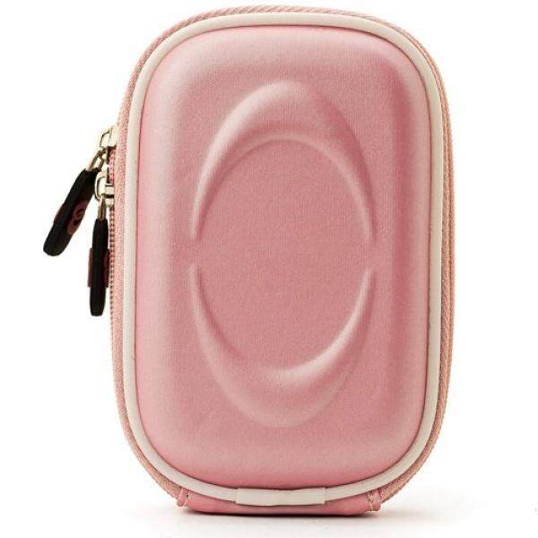 Smartphone Case S Case S Kamera Saku Digital Nylon/EVA Case untuk Nikon Coolpix S3200 S3300 S3500 S3600 S4200 S4300 Digital camera + Penentuan Tali Tangan-Intl
