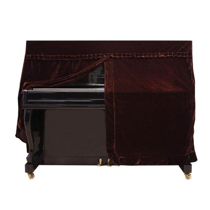LALOVE Pleuche phủ đàn Piano nhung chống bụi tay