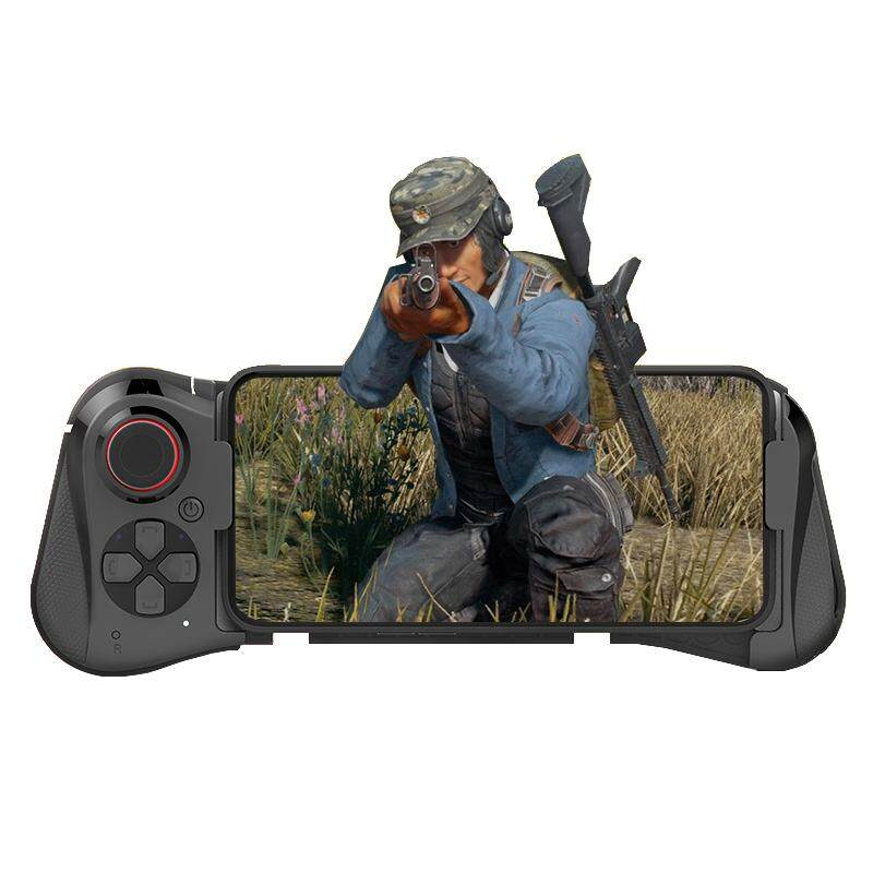 Supermall Gamepad Bluetooth Pugb Controller Universal Kontroler Game Pugb Ponsel Kontrol Joystick Untuk Ponsel Pintar Android Ios By Super Star Mall.