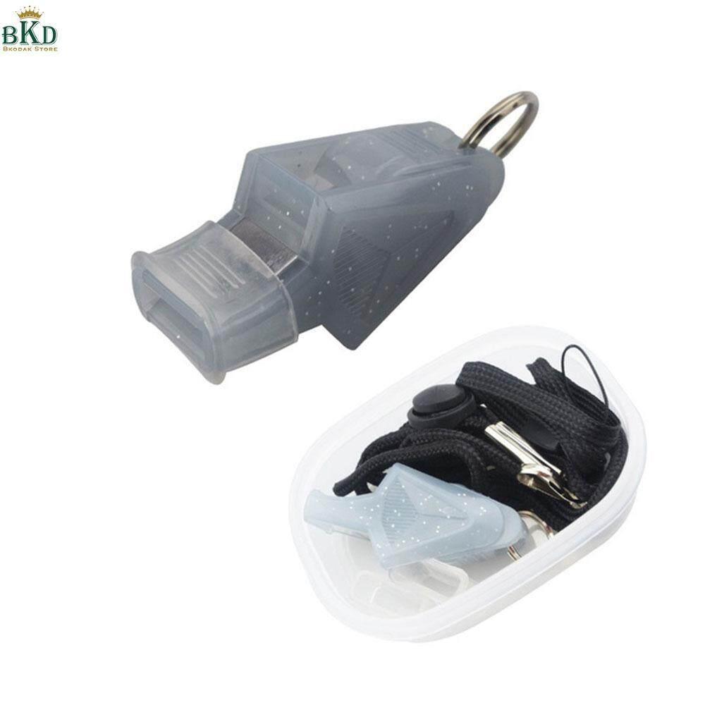 Hình ảnh Bkodak Store 4 Colors 130dB Survival Whistle Whistle Sports Referee Whistle