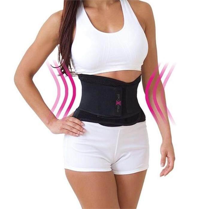 (S/M suit for 25)Miss Belt Instant Hourglass Shape Shaper Waist Training Trainer for Slimmer Waistline Slimming Corset Girdle
