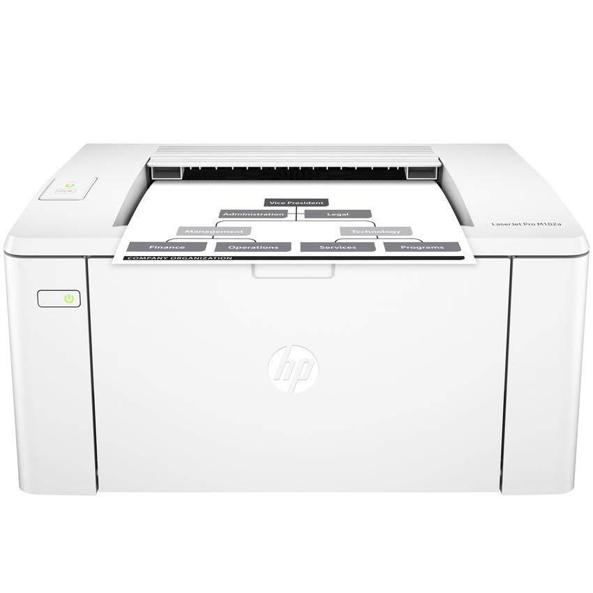HP Mono Laserjet Pro M102A Printer - (G3Q34A)