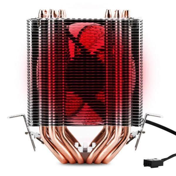 Bảng giá 800-2200 Revolutions CPU Cooler for AMD/INTEL Temperature Control 6 Heatpipe CPU Cooler Phong Vũ