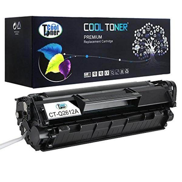 Laser Printer Drums & Toner Cool Toner 1 Pack 2,000 Pages Compatible Toner Cartridge Replacement For HP 12A Q2612A Used For HP LaserJet 1010 1012 1018 1020 3015 3050 1015 3020 3030 3052 3055 imageClass MF4150 i-Sensys MF4150 - intl