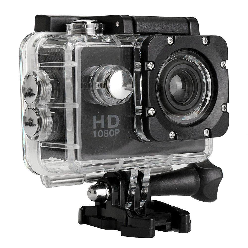 [Local Shipping] Waterproof Full HD 1080P Sports Action Camera DVR Cam DV Video Camcorder