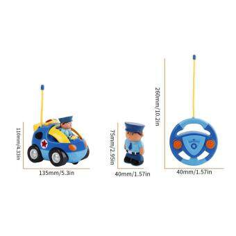 Đang hot GETEK Mini Cartoon Remote Control Race Car With Music Toy For Kids Baby Toddlers quẹo lựa - Giá chỉ 260.295đ