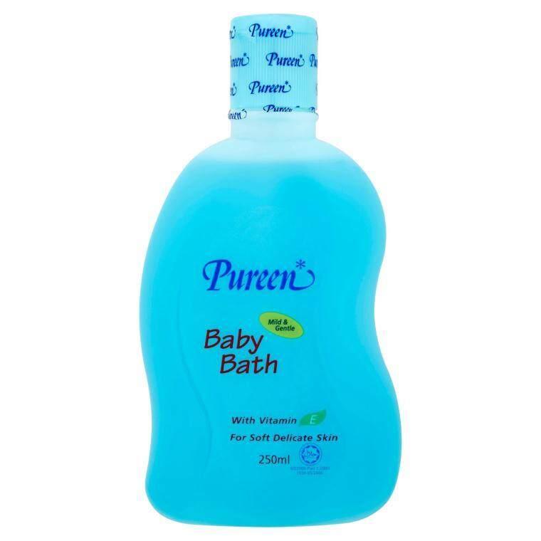 Pureen baby bath 250ml