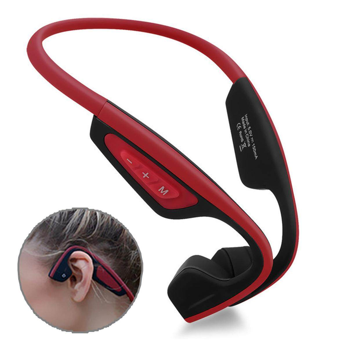 Koar bone conduction bluetooth headset