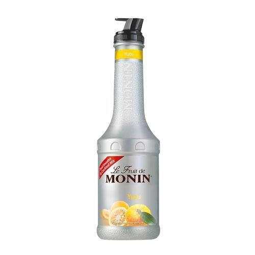 MONIN YUZU FRUITMIX PUREE 1LT