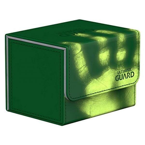 Penjaga Utama DECK BOX: Sidewinder 100 + Chromiaskin Hijau-Internasional