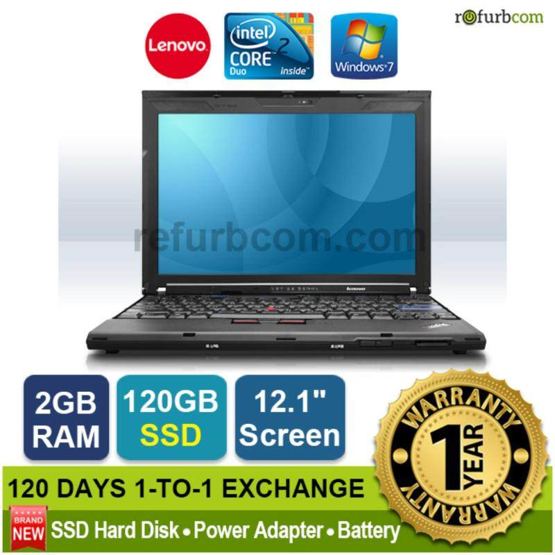 LENOVO THINKPAD X200 / CORE 2 DUO [refurbished] Malaysia