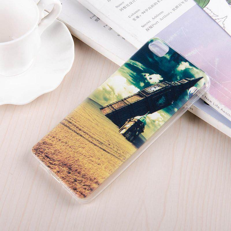 622 styles of millets 5 cellular phone hull standard Gao Pei Zun enjoy version mi 5 Huo gum m 15 female ml 5 meters five ms 5 soft protection set outer shell tide(Science fiction world(is soft))