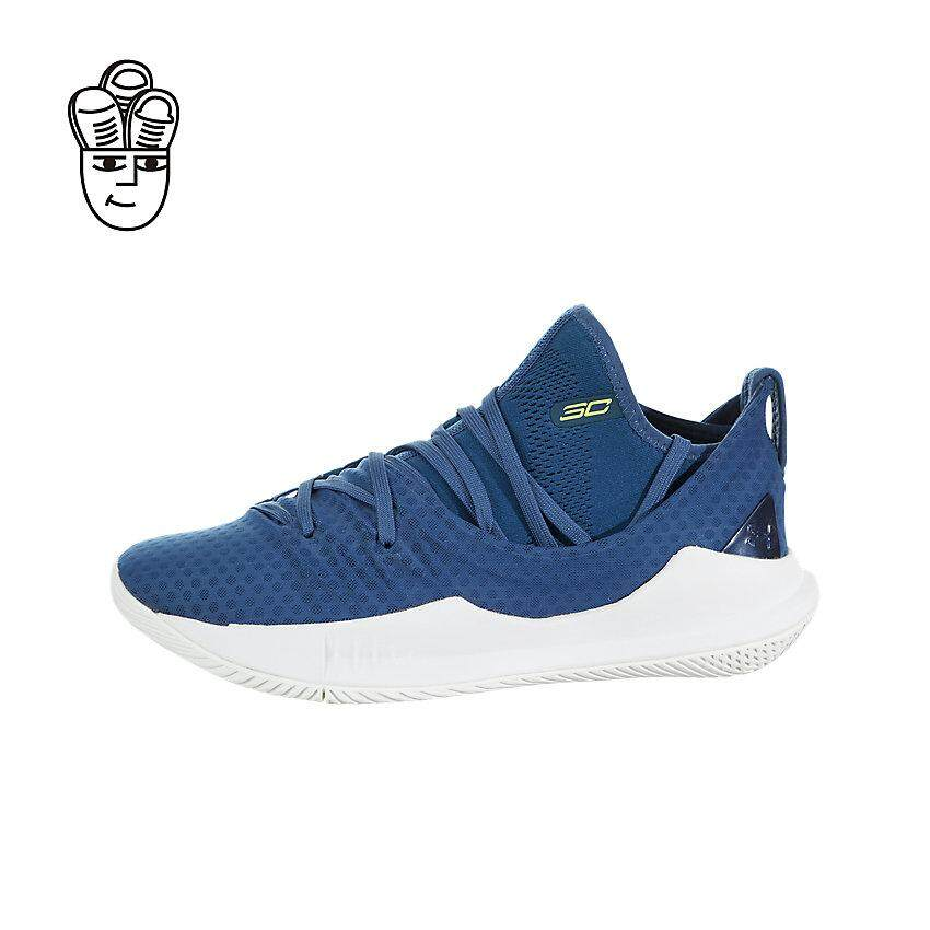 629e90a5eb20 Under Armour Curry 5 Basketball Shoes Women 3020741-401 -SH