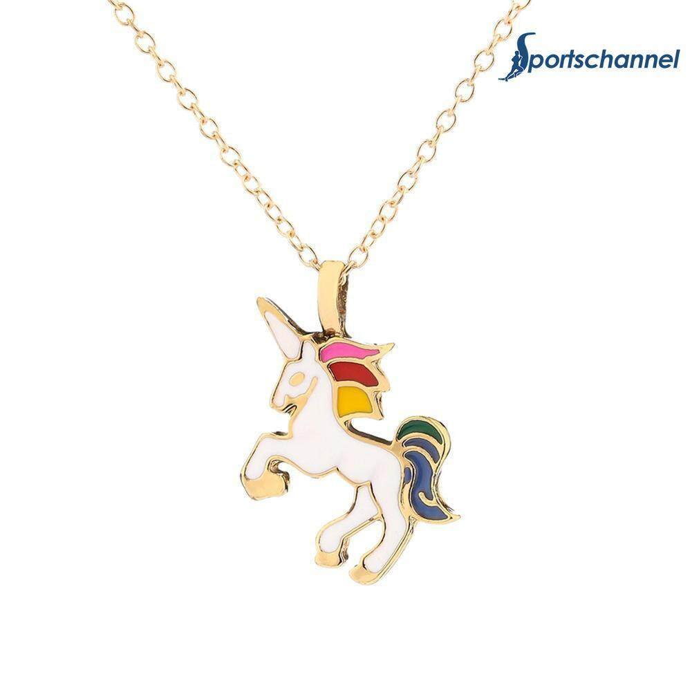 Gold necklace for men for sale mens gold necklace online brands women fashion chain necklace fashion jewelry colorful horse pendant alloy chocker mozeypictures Images