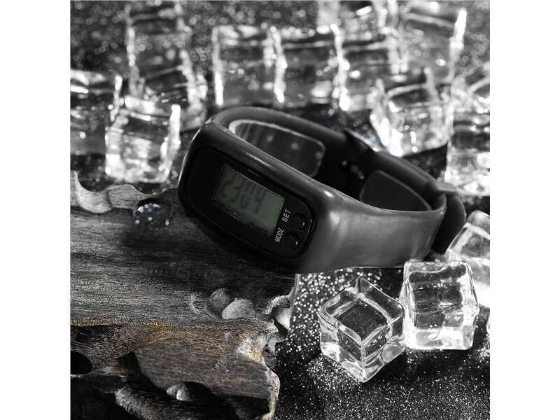Hình ảnh Multifunctional Smart Bracelet Wrist Watch Sports Fitness Tracker Pedometer - intl