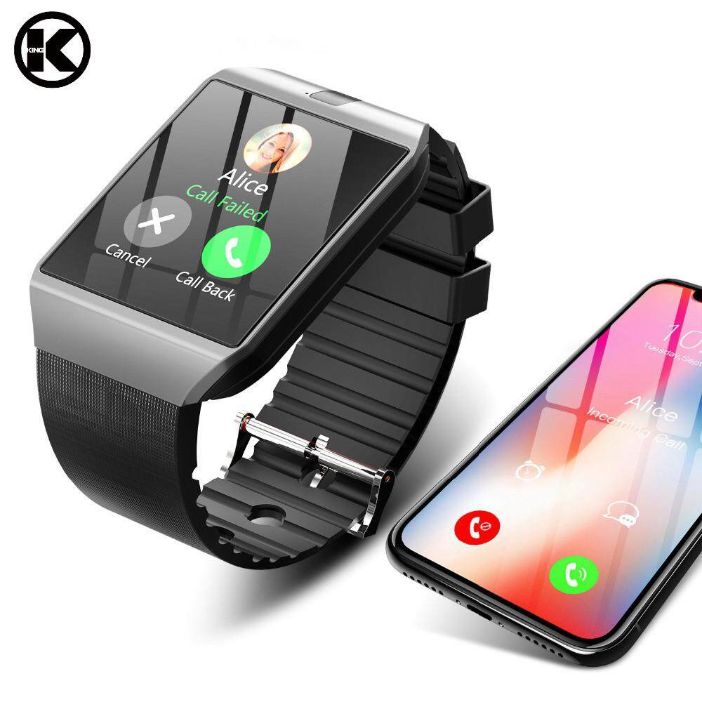 Bluetooth Smartwatch Smartwatch DZ09 Android Panggilan Telepon Relogio 2G GSM Kartu SIM TF Kamera untuk iPhone Samsung Huawei PK GT08 A1