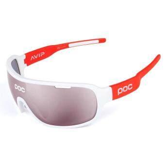 Pelacakan Harga Kacamata Bersepeda Pria Aksesori Mata Wanita Luar Ruangan  Sepeda Gunung Kaca MTB Kacamata Hitam Mendaki dengan 2 Lensa-3-Intl periksa  ... e048f8413a