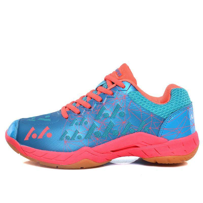 Cross Border Japanese Station Outdoor Badminton Shoes Men's Sports Shoes Women's Anti Skid Shock Absorbing Running Shoes.