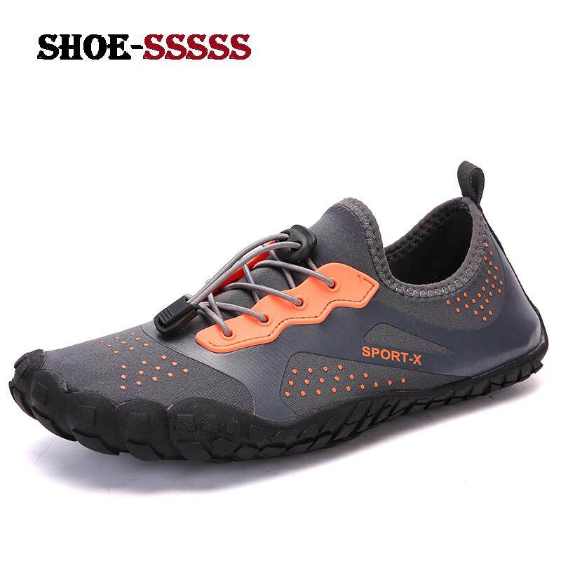 Water Shoes Men Water Shoes With Five Fingers Running Shoes Sneakers Quick Drying Swimming Shoe Water