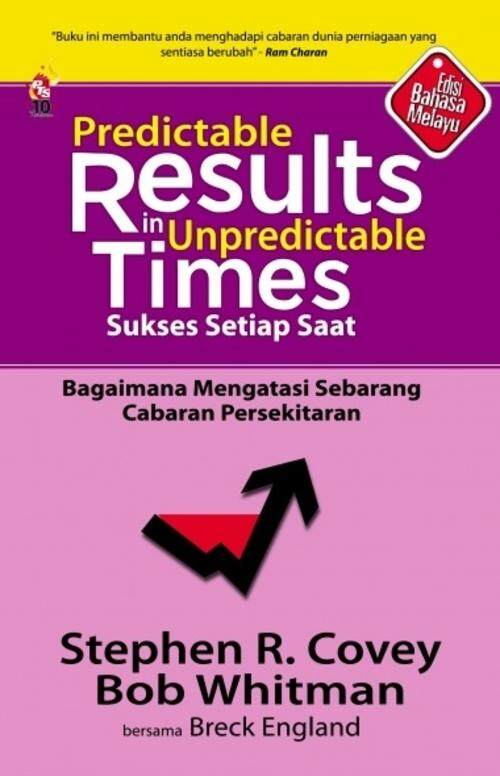 Predictable Results in Unpredictable Times Sukses Setiap Saat