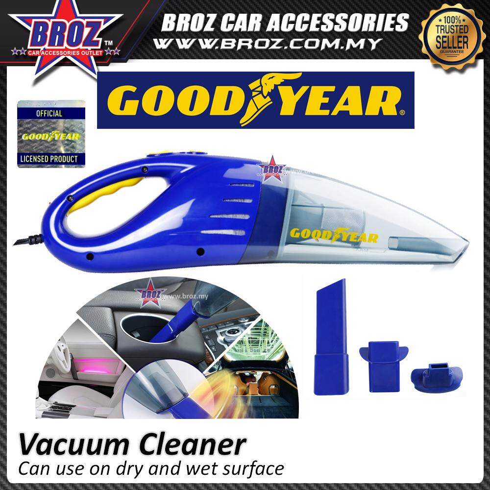 Goodyear GY-2895 Car Vacuum Cleaner 75W