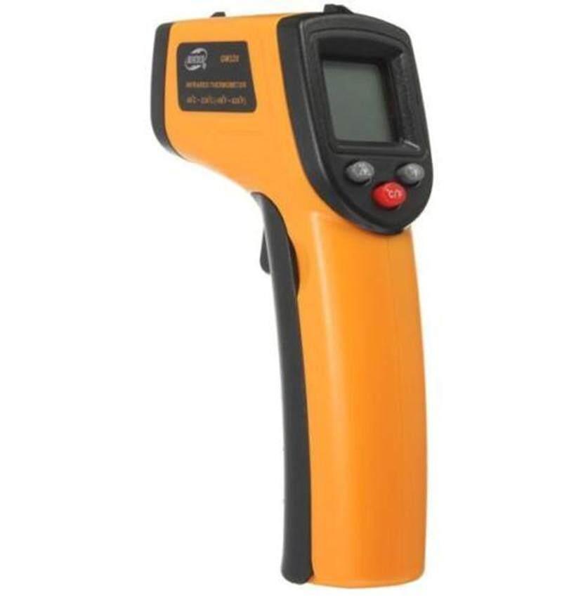GM320 Non-Kontak Laser Layar Digital LCD IR Termometer Inframerah Suhu