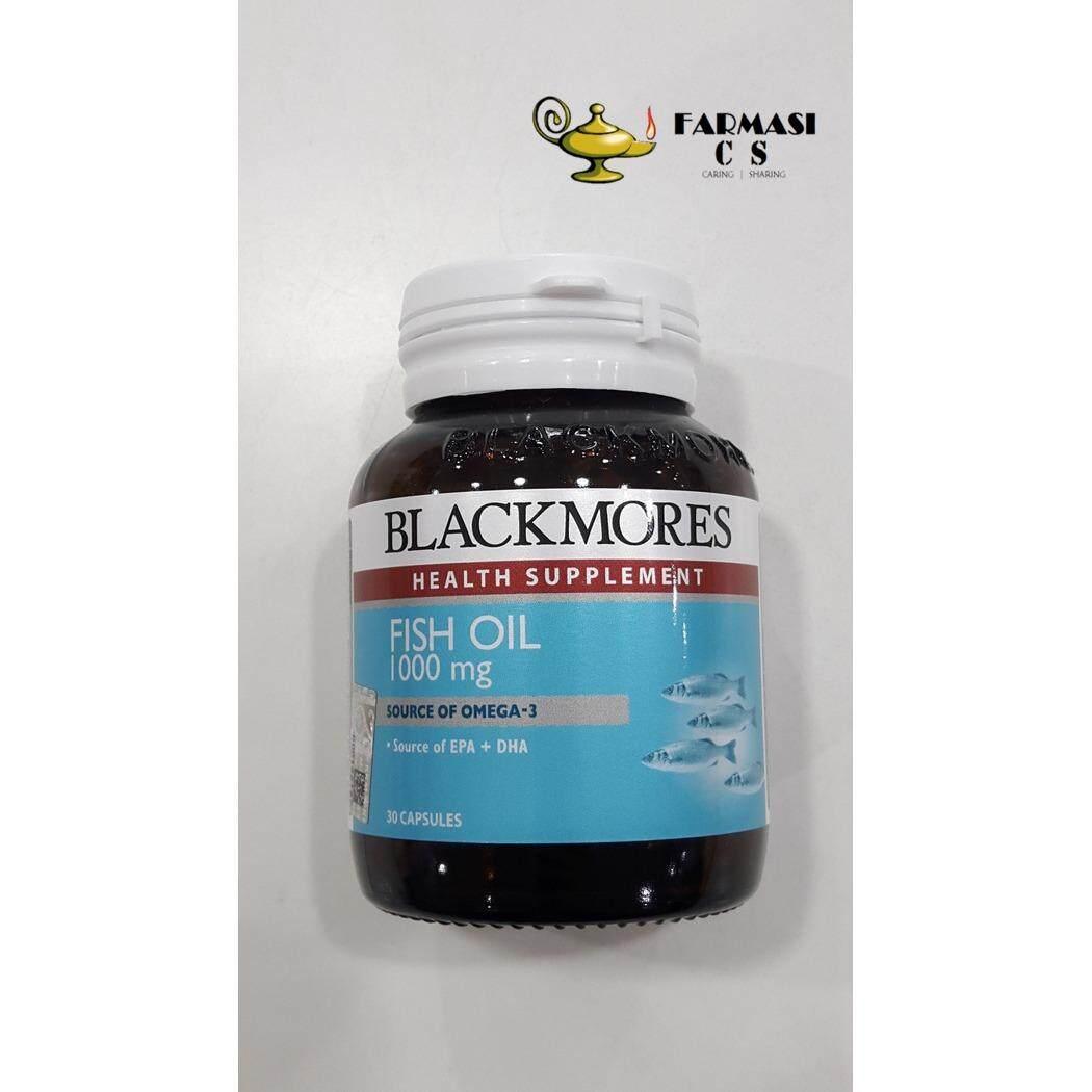 BLACKMORES Fish Oil 30s