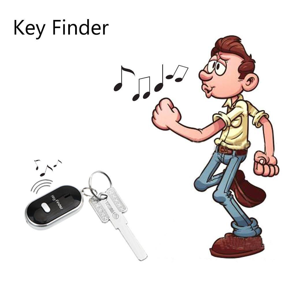 Buy Sell Cheapest Whistle Key Finder Best Quality Product Deals Gantungan Kunci Siul Anti Hilang Lupa Keychain Dengan Lampu Senter Led Mini Car Keyring Lost Alarm Interior