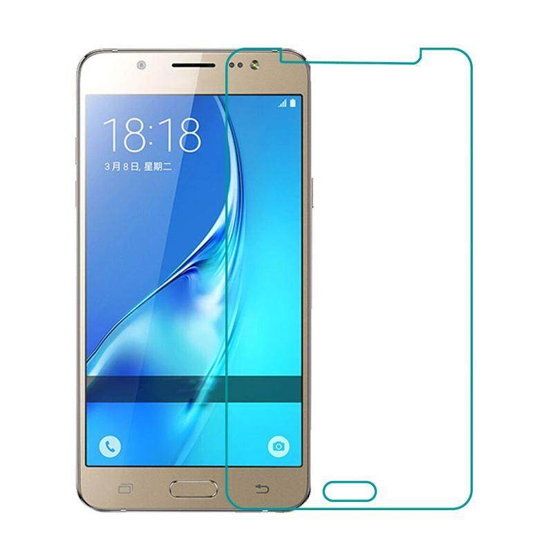 Habuy Premium Tempered Glass Screen Film Protector For Samsung Galaxy J7 2016