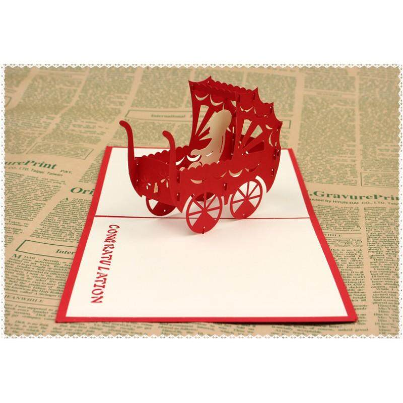 3D New Born Baby Card