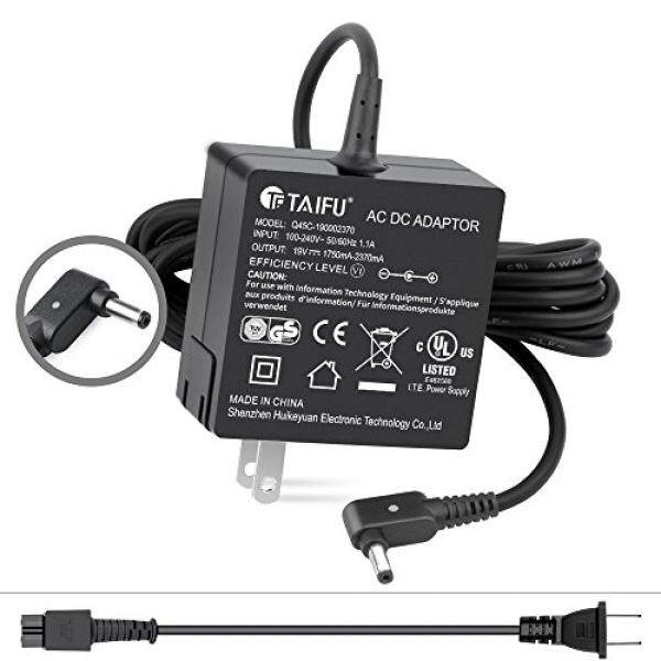 TAIFU 45W 19V 2.37A Power AC Adapter Charger for Asus UX330UA UX360CA UX305FA UX31A Q302la Q302l UX330 X540LA Q304U X441UV X441SA UX301LA TP501UA UX305FA Q324UA Q504UA Q405UA Q505UA - intl