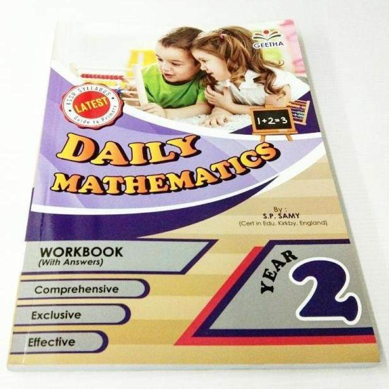 Daily Mathematics Year 2 Geetha Malaysia